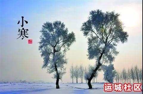 小寒腊月透骨寒,天降瑞雪兆丰年