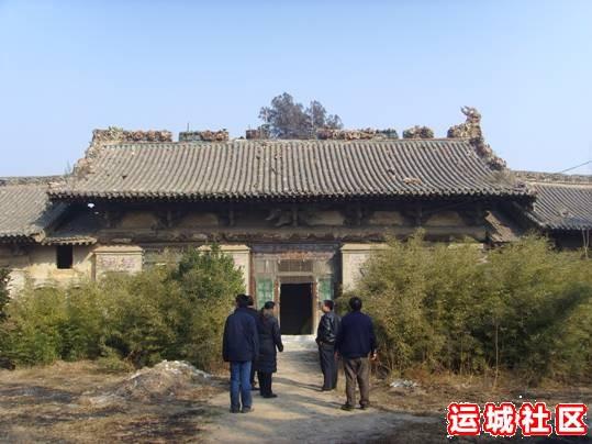 绛县南柳泰山庙
