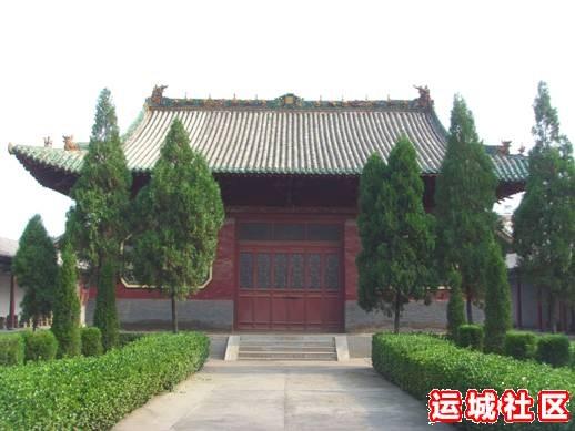 绛县文庙图