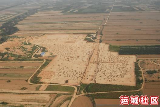 绛县横北倗国墓地景区